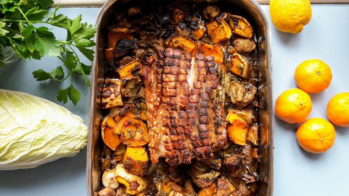 The Sunday Roast: PorkBelly