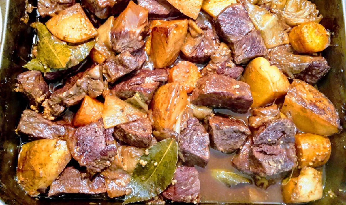 Warming Beef Stew