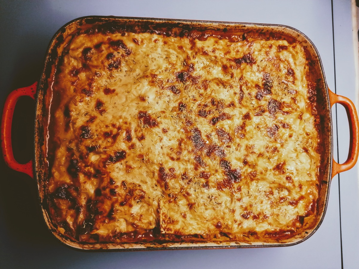The Lifter's Lasagne